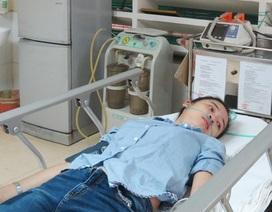 Nắng nóng khiến nữ sinh bị ngất xỉu phải nhập viện