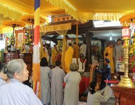 Lễ cúng cho các âm hồn tại Huế vào ngày thất thủ Kinh đô
