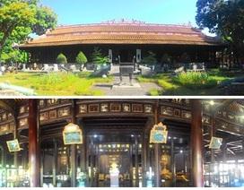 Lịch sử 170 năm của ngôi điện đẹp nhất triều Nguyễn