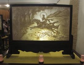 Triển lãm nghệ thuật Trúc Chỉ dịp Phật Đản