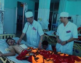 Cứu thành công bệnh nhân bị đâm xuyên phổi