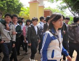 Các địa phương sẵn sàng cho kỳ thi THPT quốc gia