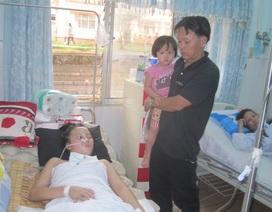 Xót thương nữ sinh bị đứt mạch máu não cần giúp đỡ
