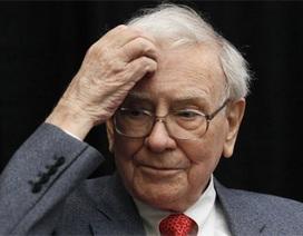 """Buffett """"mất đứt"""" 1 tỷ USD vì chơi cổ phiếu IBM"""