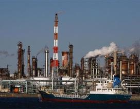 Tiếp tục sụt mạnh, giá dầu về 50 USD/thùng