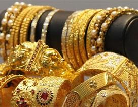 Giá vàng thế giới tăng vọt sau tin Thụy Sỹ bỏ trần tỷ giá