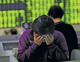 """Chứng khoán Trung Quốc lao dốc, hàng loạt tỷ phú, triệu phú """"bay"""" ngôi"""