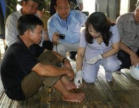 """Hướng dẫn mới nhất của Bộ Y tế điều trị """"bệnh lạ"""" ở Quảng Ngãi"""