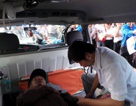 Nhiều tổ y tế sẵn sàng phục vụ Lễ tang Đại tướng