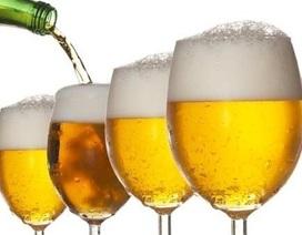 Ngày Tết dễ viêm da vì bia rượu
