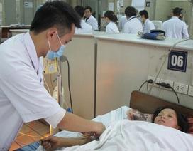 Hầu hết bệnh nhân ngộ độc nấm đã tử vong