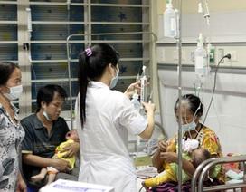 Hà Nội: 70-90 ca sởi nhập viện mỗi ngày trong đợt nghỉ lễ