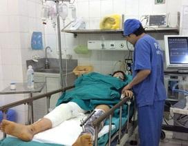 Nữ sinh 15 tuổi nguy kịch vì tai nạn xe đạp điện