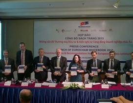 """Việt Nam có thêm """"5 điểm cộng"""" trong mắt doanh nghiệp Châu Âu"""