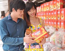 """Bánh kẹo Tết  2015: Sản phẩm có thương hiệu đã """"ăn chắc, bám sâu"""""""