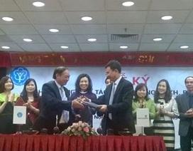 Vietcombank thu nợ hộ Bảo hiểm Xã hội Việt Nam