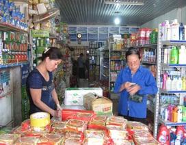 80% doanh số hàng tiêu dùng là ở chợ, cửa hàng tạp hóa