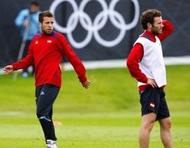 Tây Ban Nha chốt đội hình ra sân trước Nhật Bản