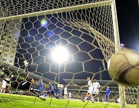 Những điểm nhấn tại vòng loại World Cup 2014 đêm qua
