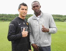 "Usain Bolt: ""C. Ronaldo xuất sắc hơn Messi"""