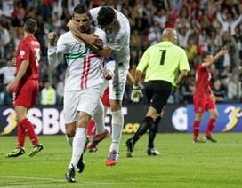 C. Ronaldo tỏa sáng cùng BĐN, Pháp thắng nhọc nhằn Phần Lan