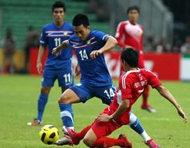 Thái Lan thể hiện sức mạnh trước thềm AFF Cup 2012