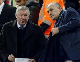 """Alex Ferguson đến Nou Camp """"do thám"""" Real Madrid"""