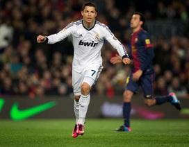 C. Ronaldo lập cú đúp, Real Madrid hạ gục Barca tại Nou Camp