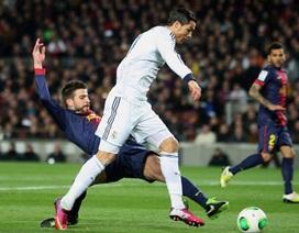 """Những khoảnh khắc ấn tượng ngày C. Ronaldo """"hạ sát"""" Barcelona"""