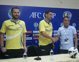 XMXT Sài Gòn quyết tâm vào vòng 2 AFC Cup