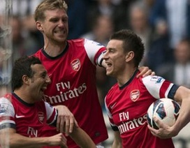 Đánh bại Newcastle, Arsenal đoạt vé dự Champions League