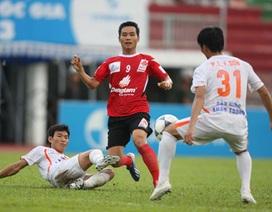 Dẫn trước 2 bàn, XMXT Sài Gòn vẫn đánh rơi chiến thắng