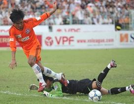 SL Nghệ An vô địch lượt đi, B. Bình Dương tiếp tục sa lầy