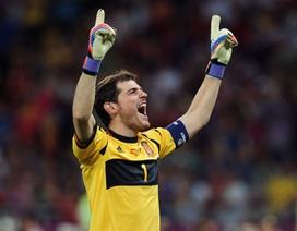 Tây Ban Nha trao cơ hội dự Confederations Cup cho Casillas?