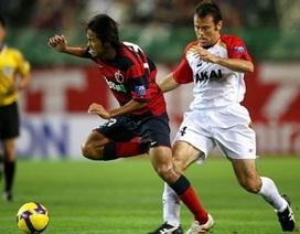 """Kashima Antlers mang đội hình """"khủng"""" sang Việt Nam"""