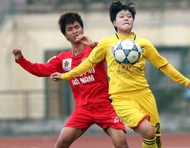 Giải bóng đá nữ VĐQG 2013: PP Hà Nam bám sát ngôi đầu