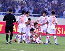 Tái hiện bộ khung tuyển Việt Nam tại AFF Cup 2008