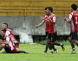 Vòng 12 V-League: Những chiến thắng vì cuộc chiến sinh tồn