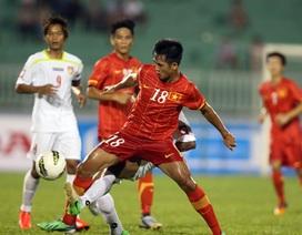 HLV Hoàng Văn Phúc chưa hài lòng về U23 Việt Nam