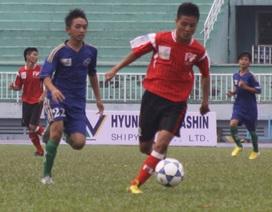 8 đội dự VCK giải bóng đá U15 quốc gia