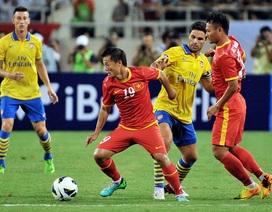 Tuyển Việt Nam thua đậm Arsenal: Dấu ấn đẳng cấp