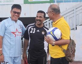 Tổng thư ký AFC đến TPHCM đá bóng giao lưu
