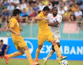 Thanh Hóa dọa bỏ V-League vì bức xúc trọng tài