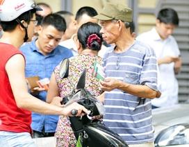 Giá vé chợ đen trận tuyển Việt Nam-Arsenal giảm mạnh
