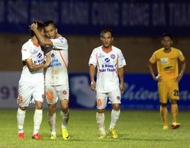 Vượt qua Thanh Hóa, XMXT Sài Gòn chấm dứt chuỗi trận không thắng