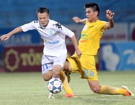 Hạ Thanh Hóa, Hà Nội T&T vững ngôi đầu bảng
