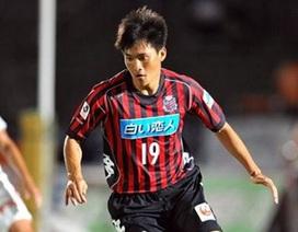 Công Vinh vào sân 5 phút cuối trong trận Sapporo bị chia điểm
