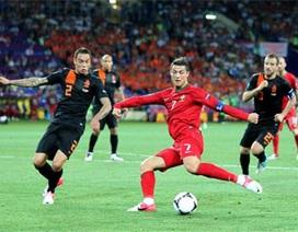 C. Ronaldo và cái duyên đối đầu với đội tuyển Hà Lan