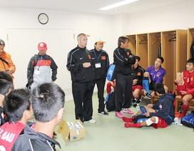 U19 học viện HAGL-Arsenal là nòng cốt của đội U19 Việt Nam