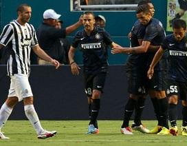"""Inter đánh bại Juventus sau màn """"đấu súng"""" nghẹt thở"""
